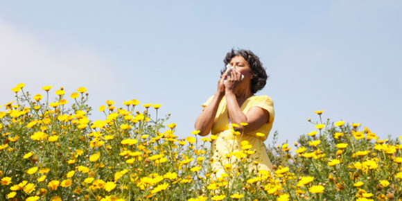 Allergies can be treated.