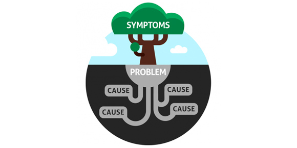 Root Cause graphic
