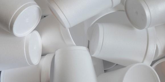 sterofoam cups